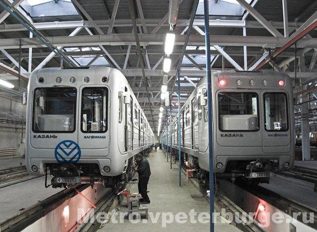 Редизайн: Новый логотип петербургского метро. Изображение № 25.