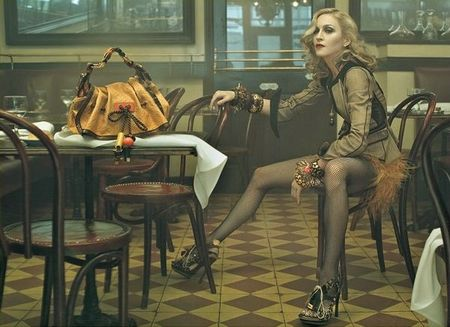Madonna дляLouis Vuitton. Изображение № 2.