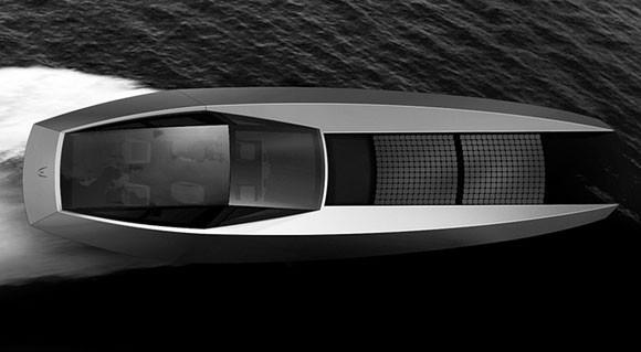 Яхта СodeX. Изображение № 5.