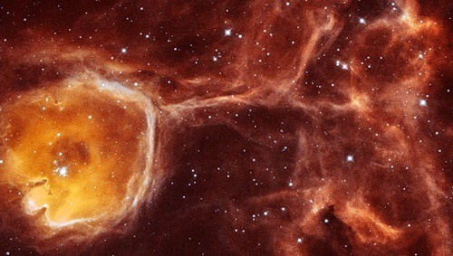 Изображение 10. The HUBBLE: открытый космос.. Изображение № 23.