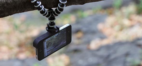 Новый аксессуар для iPhone 4 превращающий телефон в профессиональную камеру!. Изображение № 6.