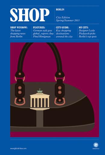 Самые красивые обложки журналов в 2011 году. Изображение № 83.