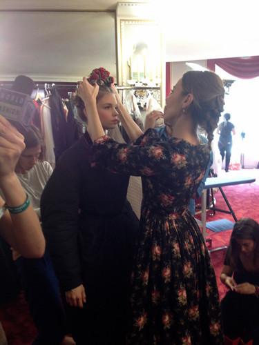 Дневник модели: Показы недели моды Haute Couture. Изображение № 77.