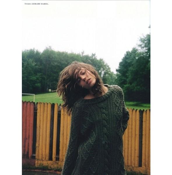 5 новых съемок: Dossier, Muse и Vogue. Изображение № 25.