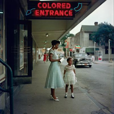 Белый против черного: Расовая сегрегация в Америке 50-х. Изображение № 3.