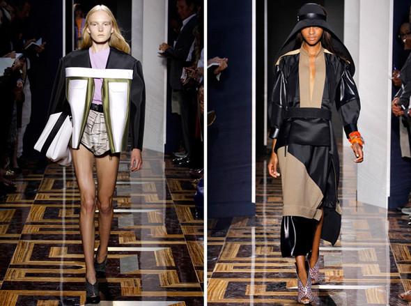 Показы Paris Fashion Week SS 2012: День 3. Изображение № 2.