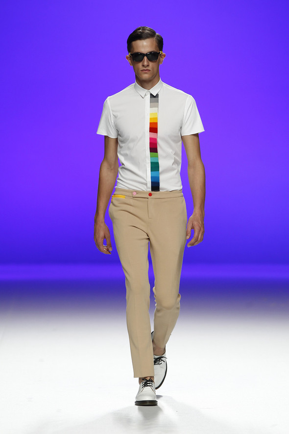 Madrid Fashion Week SS 2012: Davidelfin. Изображение № 25.
