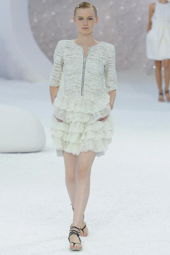 Chanel на Парижской неделе моды. Изображение № 8.