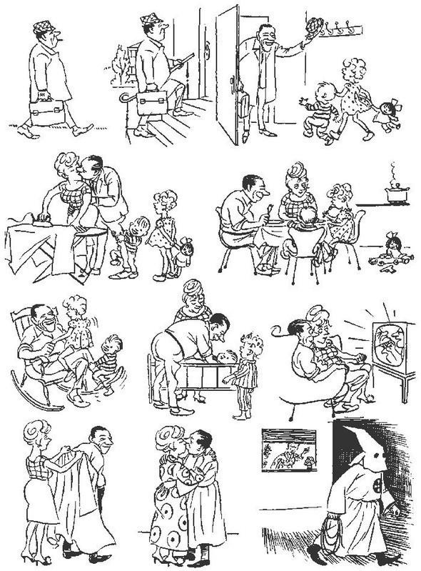 Карикатура какиллюстрация жизни. Изображение № 7.
