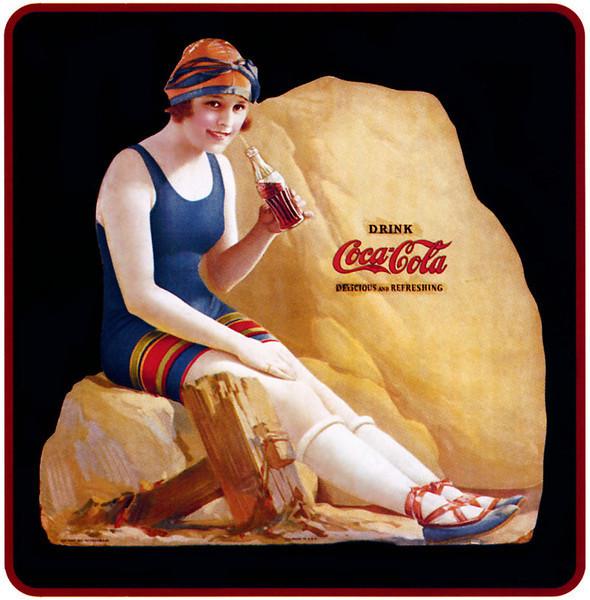Рекламные плакаты coca-cola. Изображение № 5.
