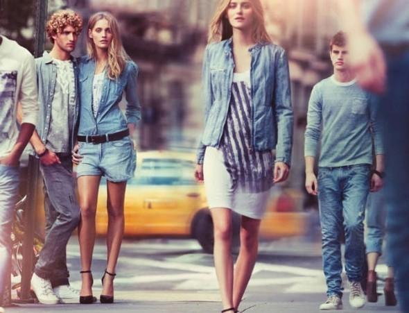Изображение 19. S/S'11 Ad Campaign: Donna Karan, D&G, DKNY.. Изображение № 18.