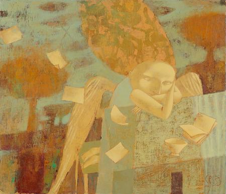 Наивная живопись Светланы Румак. Изображение № 41.