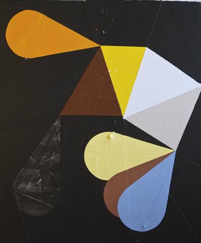 Точка, точка, запятая: 10 современных абстракционистов. Изображение № 42.
