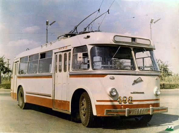 Первые троллейбусы. Изображение № 23.