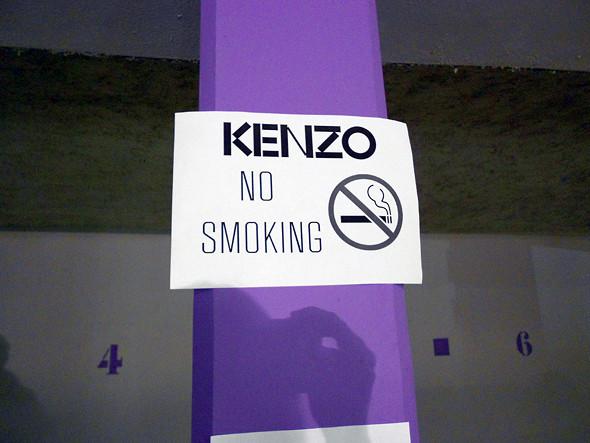 Бэкстейдж Kenzo. Изображение № 5.