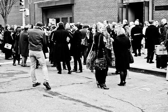 Неделя моды в Нью-Йорке: Репортаж. Изображение №9.