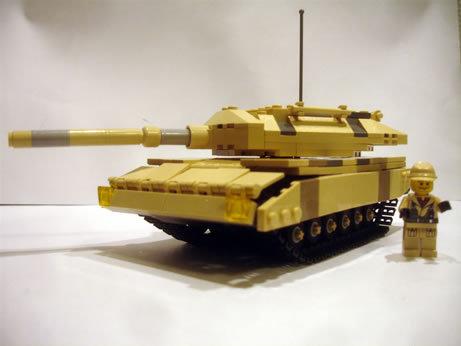 48 креативных LEGO творений. Изображение № 13.