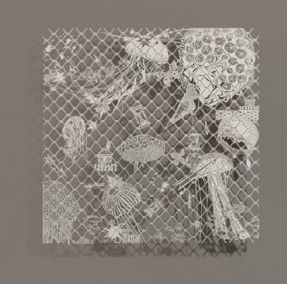 Современное оригами: 7 художников, работающих с бумагой. Изображение № 13.