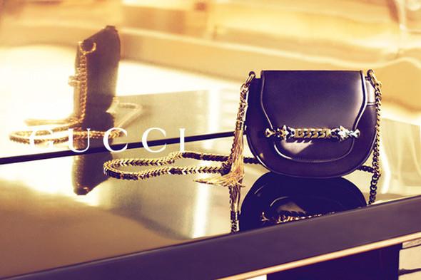 Кампания: Gucci SS 2012. Изображение № 11.