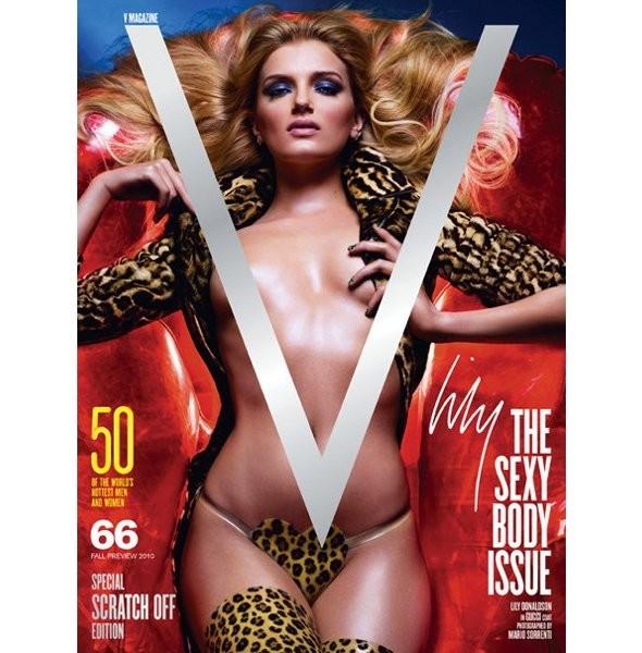 Сексуальный выпуск V Magazine. Изображение № 2.