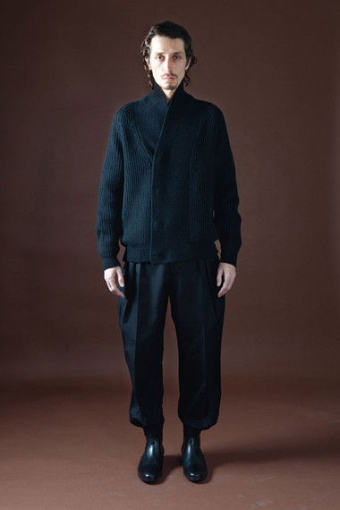 Лукбук: Christophe Lemaire 2012 Fall/Winter. Изображение № 5.