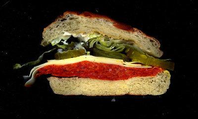 Scanwiches. Аты сканируешь свой сэндвич?. Изображение № 4.