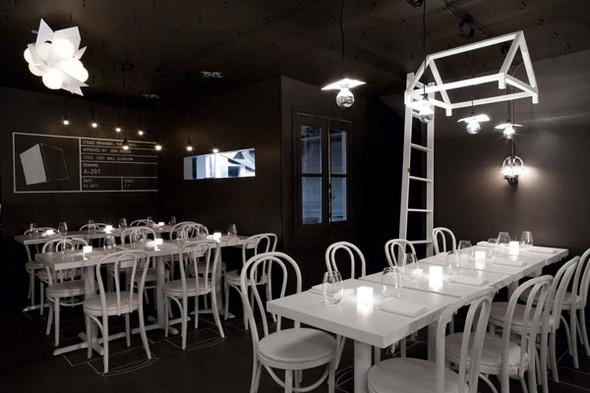 Место есть: Новые рестораны в главных городах мира. Изображение № 51.
