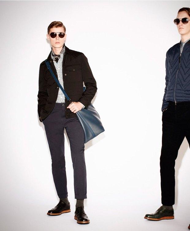 Показаны новые лукбуки Gucci, Louis Vuitton и Prada. Изображение № 8.