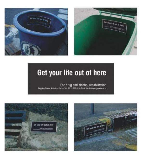Изображение 6. Реклама против проституции.. Изображение № 29.