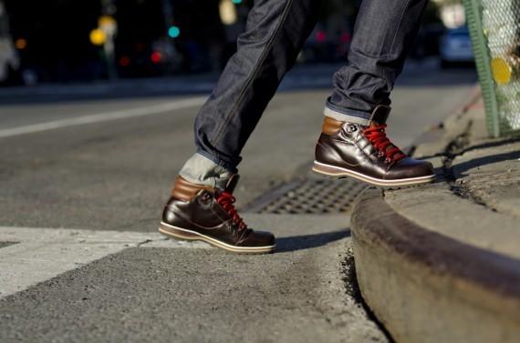 Ботинки Fort и Elmwood от Adidas Originals. Изображение № 8.