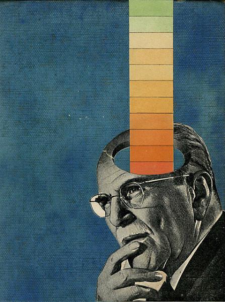 Клей, ножницы, бумага: 10 современных художников-коллажистов. Изображение № 76.