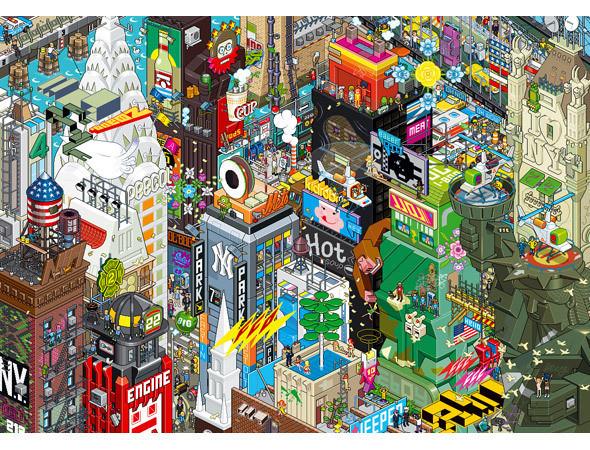 Изображение 11. 12 медиа-дизайнеров фестиваля OFFF.. Изображение № 35.