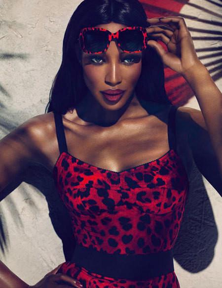 Изображение 1. Naomi Campbell для Dolce & Gabbana.. Изображение № 1.