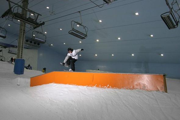 Чемпионат мира по скибордингу, Дубаи. Изображение № 7.