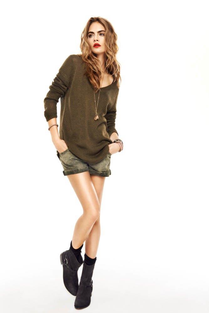 H&M, Sonia Rykiel и Valentino показали новые коллекции. Изображение № 64.