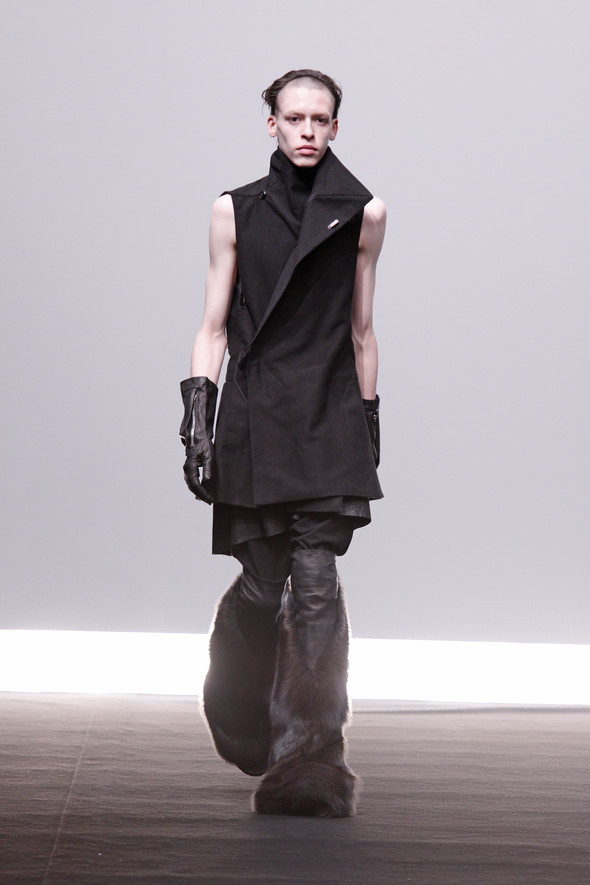 Rick Owens Fall Winter 2009 2010. Изображение № 32.