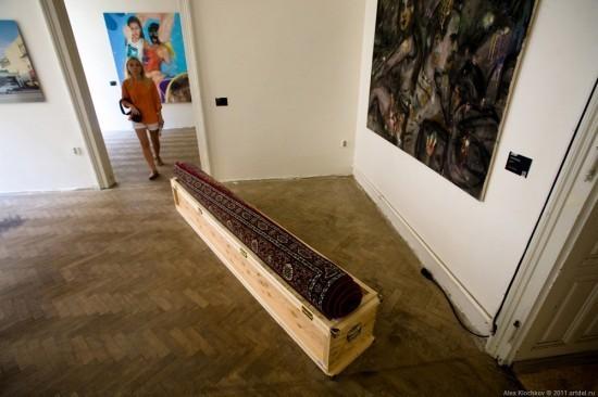 Музей современного искусства в Чехии: Искусство и шок. Изображение № 53.