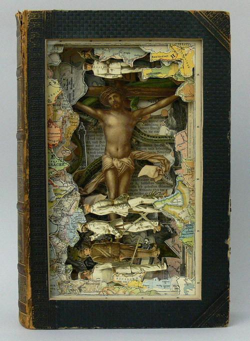 Книжные работы Alexander Korzer-Robinson. Изображение № 24.