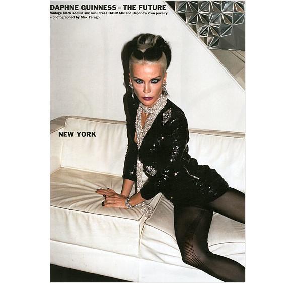 Гид по новому номеру журнала «Purple». Изображение № 3.