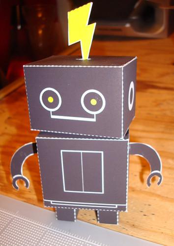 Paper Toys. Изображение № 8.
