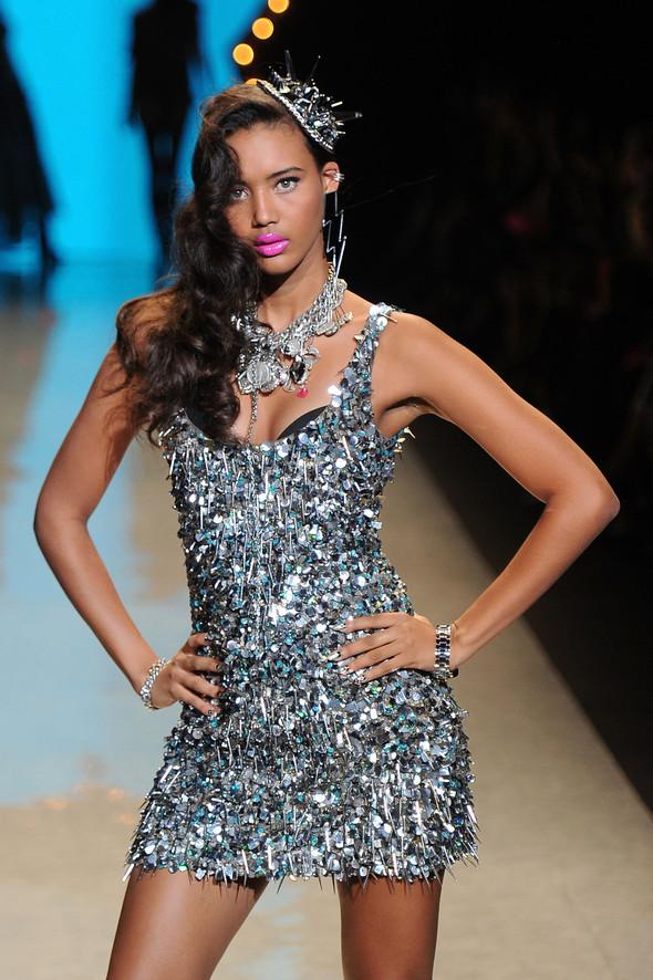 New York Fashion Week: Betsey Johnson Spring 2012. Изображение № 89.