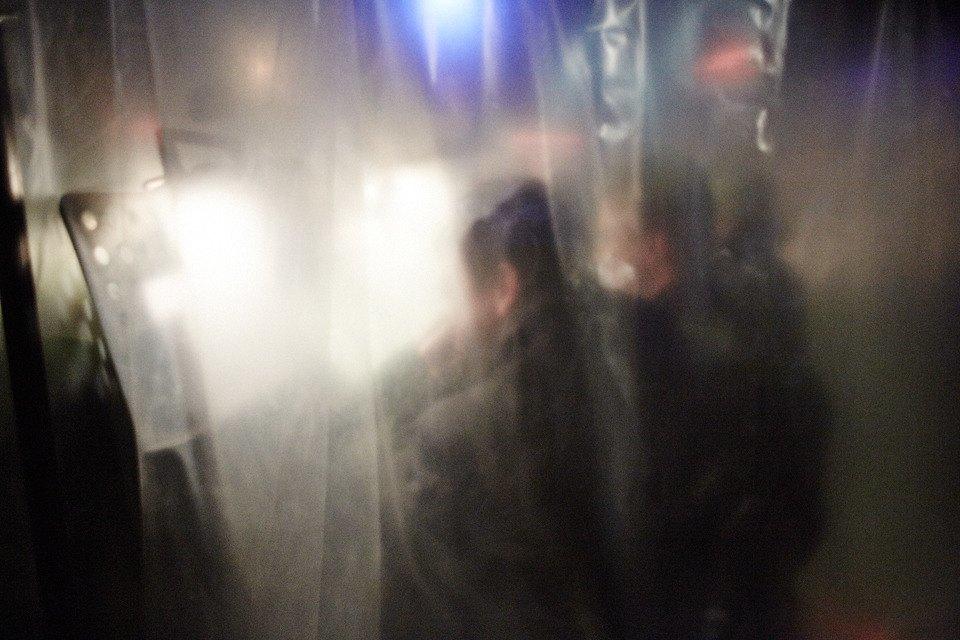 «Три четыре»: Фоторепортаж с репетиции оперы в подвале Москва-Сити. Изображение № 15.