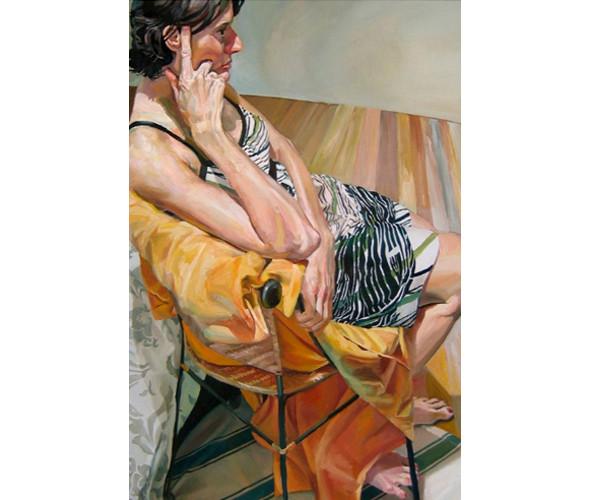 Изображение 19. Черты лица: 10 портретистов.. Изображение № 21.