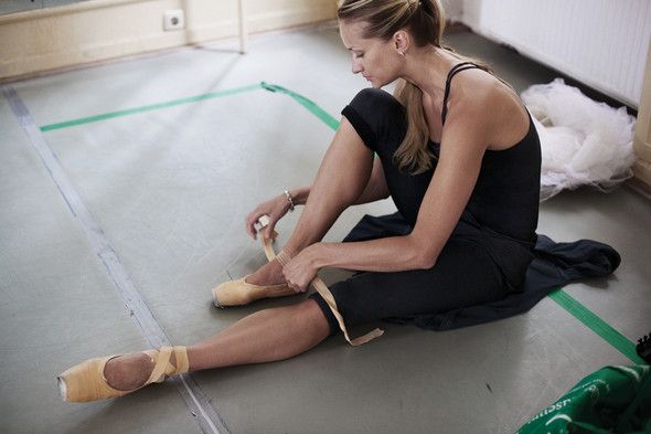 Изображение 6. Adidas Women's Techfit SS 2011.. Изображение № 6.