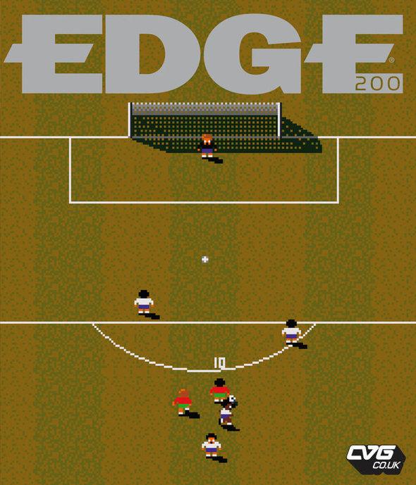 Edge: двести обложек двухсотого номера. Изображение № 13.