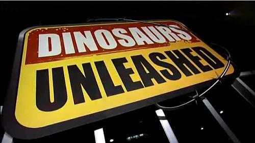 """""""Dinosaurs unleashed"""" или динозавры в Лондоне. Изображение № 1."""