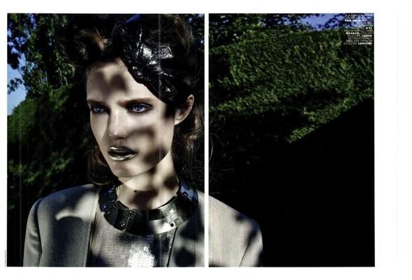 Съёмка: Кэти Фогарти для Marie Claire. Изображение № 3.