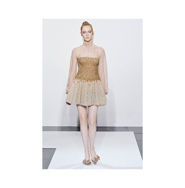 Показы Haute Couture FW 2010. Изображение № 92.