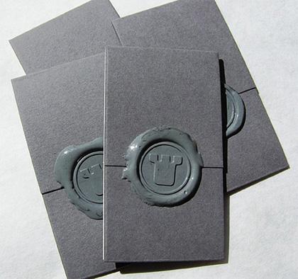70 Нетривиальных визиток. Изображение № 8.