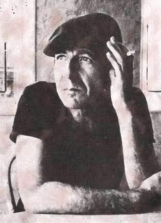 Leonard Norman Cohen. Изображение № 3.